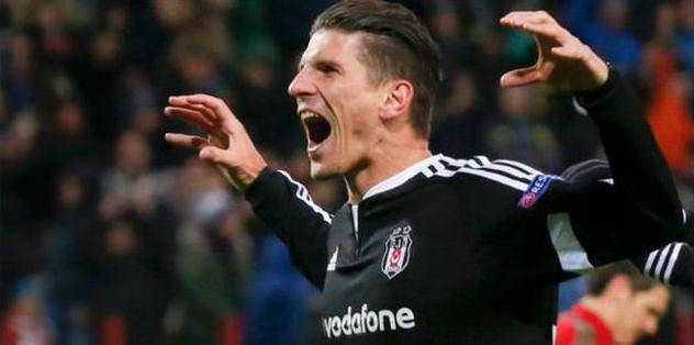 Gomez attı Almanlar coştu