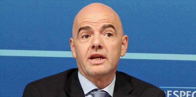 Infantino becomes 7th candidate FIFA presidence