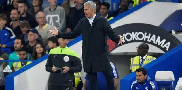 Mourinho disipline sevk edildi