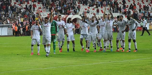 Beşiktaş devleri solladı