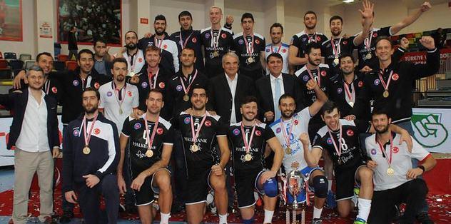 Şampiyonlar Kupası Halkbank'ın