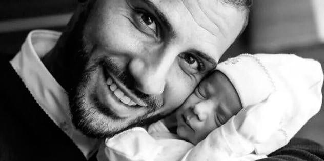 Quaresma üçüncü kez baba oldu