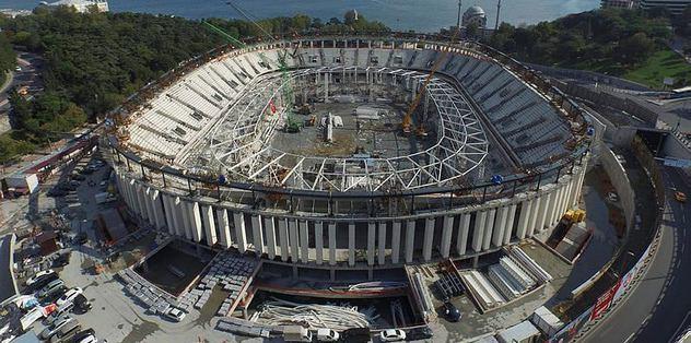 Arena maliyeti tartışma yarattı