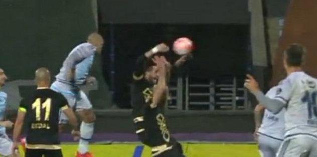 """Fernandao'nun pozisyonu penaltı"""