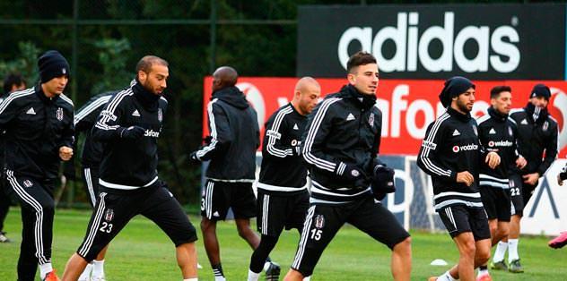 Beşiktaş'ta son prova yapıldı