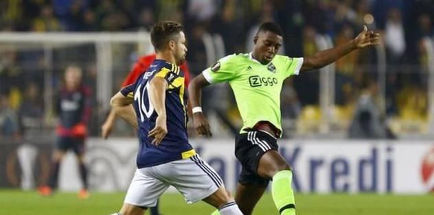 Ajax'ta sakatlık şoku