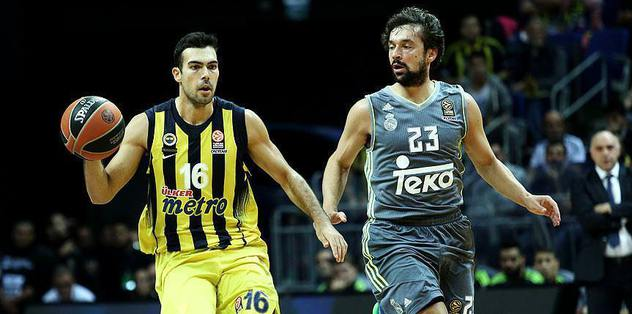 Fenerbahce defeat Real Madrid