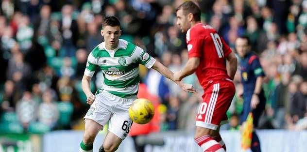 Celtic'ten farklı galibiet