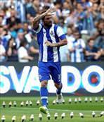 Golcü için plase Osvaldo