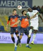 Başakşehir'de 5 gol