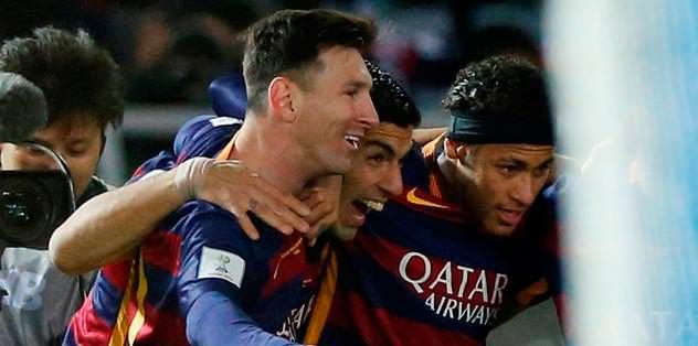 Messi 500. maçını golle kutladı