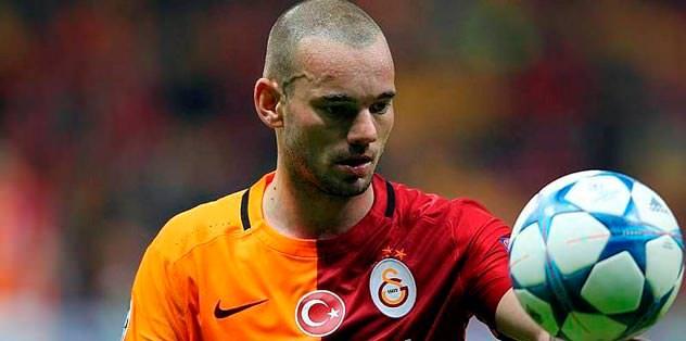 Sneijder'de son durum