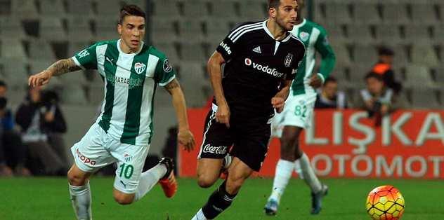 Bursaspor'da 2 isim gözden çıkarıldı