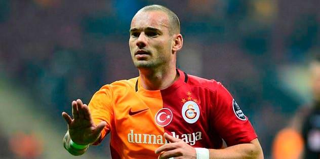 Sneijder hayat kurtardı
