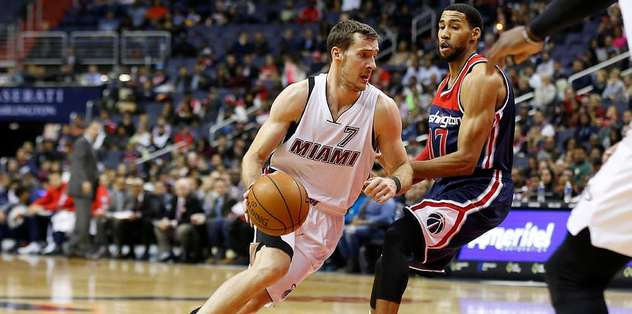 Miami Heat başkentte kazandı