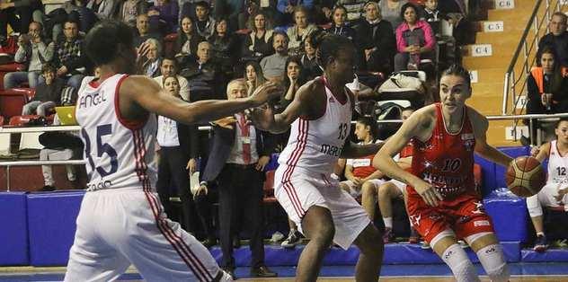Mersin BŞB play-off'ta avantaj yakalamak istiyor