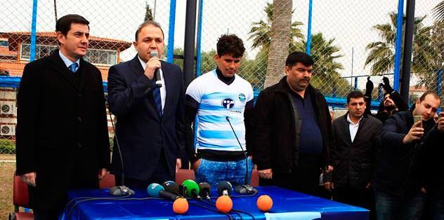 Demir 'den Adana 'ya Tiago golü