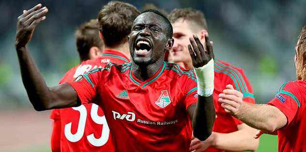 Man Utd to challenge with Galatasaray for Niasse