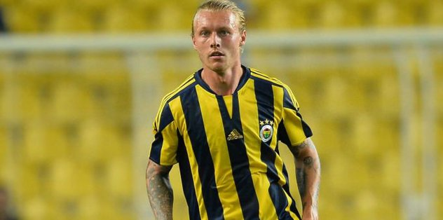 Kjaer happy at F.Bahce