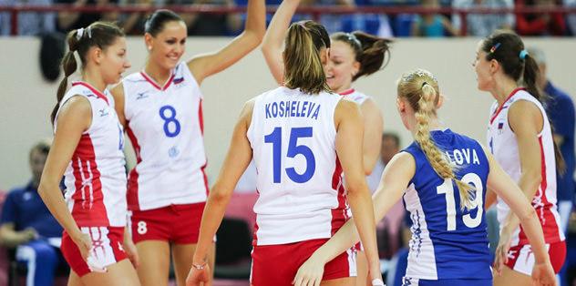Rusya, İtalya'yı 3-1'le geçti