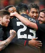 Liverpool avantaj yakaladı
