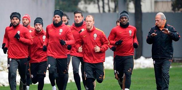 Lazio maçına hazır olacak