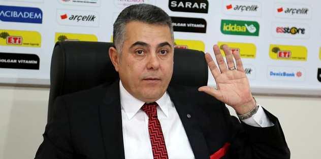 Eskişehirspor'da Mesut Hoşcan yeniden aday