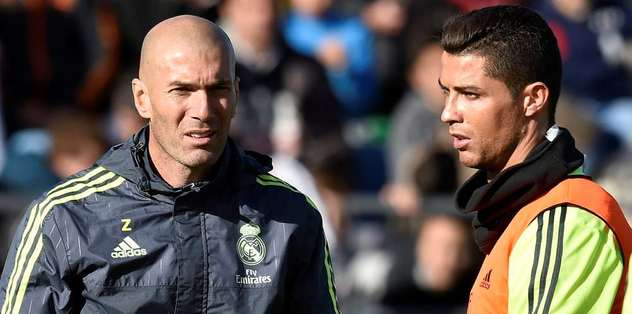 Zidane appointed R.Madrid coach