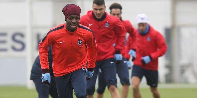 Trabzon eksik başladı
