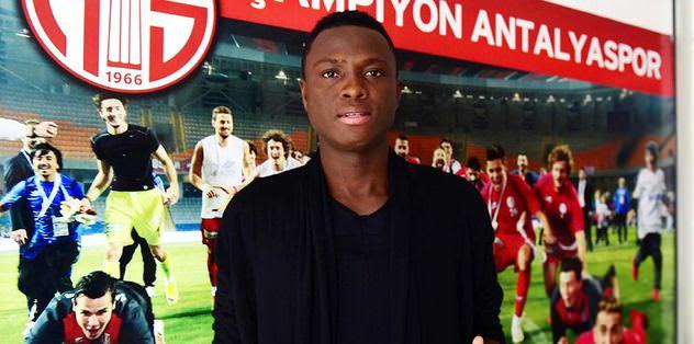 Inkoom Antalyaspor'da