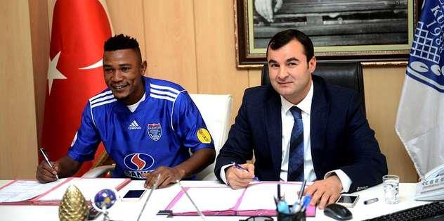 Sparta Prag'dan Antep'e transfer