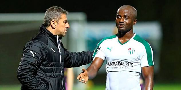 Bursaspor: 1 Osmanlıspor: 1