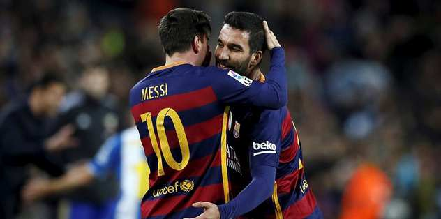 Arda Turan appoints as a Barcelona star