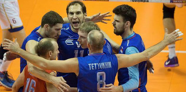 Rusya yarı finalde