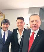 Liderler buluşması