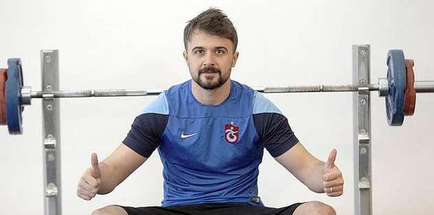 Onur Kıvrak 2020'ye kadar Trabzon'da