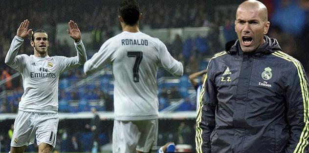 Real Madrid'de Zidane etkisi