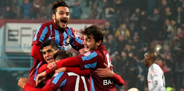 1461 Trabzon kupayı sevdi