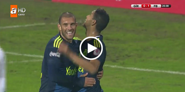 Josef'ten usta işi gol