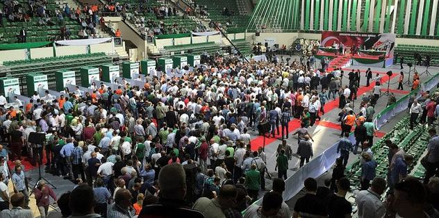 Bursaspor'da kongre tarihi ertelendi