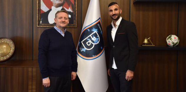Yalçın 2 sezon daha Başakşehir'de