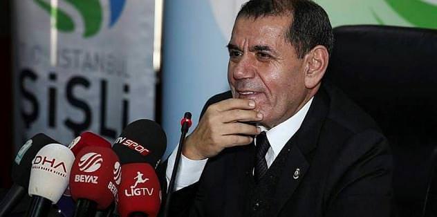Dursun Özbek başkanlığa aday