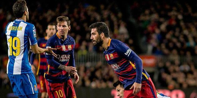 Arda on cloud nine over Barcelona debut