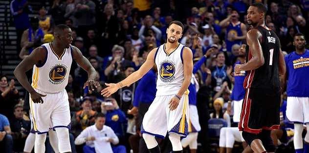 Warriors ve Spurs kazanmaya devam ediyor