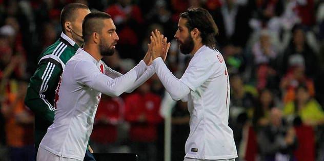 Olcay'dan Arda'ya Messi benzetmesi