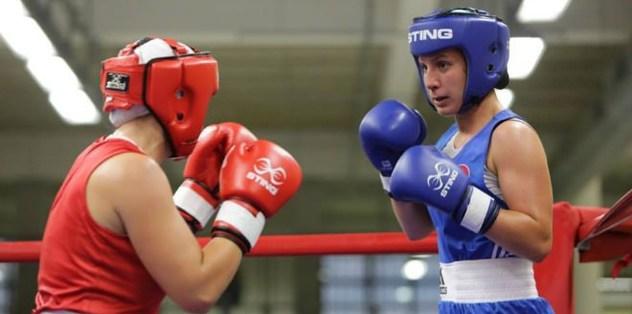 19'luk milli boksör olimpiyatları hedefliyor