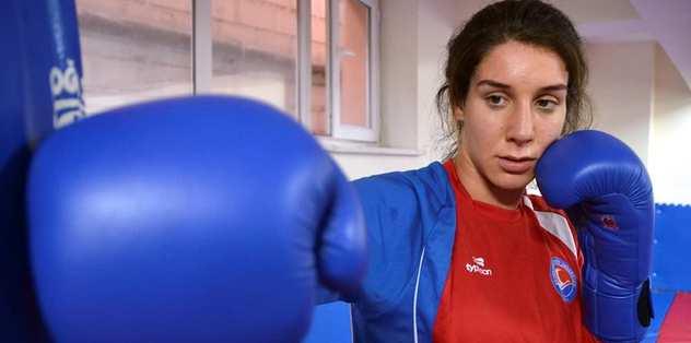 Annesine karşı çıktı, Türkiye şampiyonu oldu