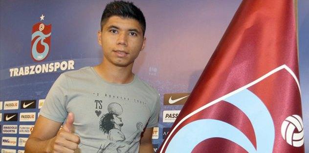 Trabzonlu oyuncudan 2.5 milyon TL'lik feda