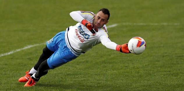 David Ospina sezon sonunda