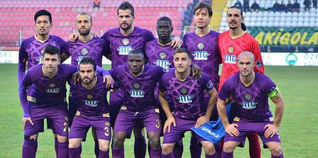 Osmanlıspor, sezona Kayseri'de başlıyor
